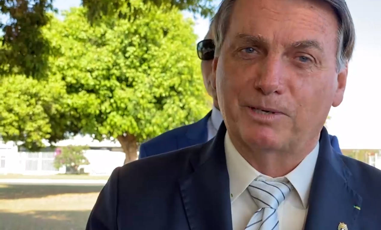 """O conselho do Centrão a Bolsonaro: """"Cala a boca e viaja"""""""