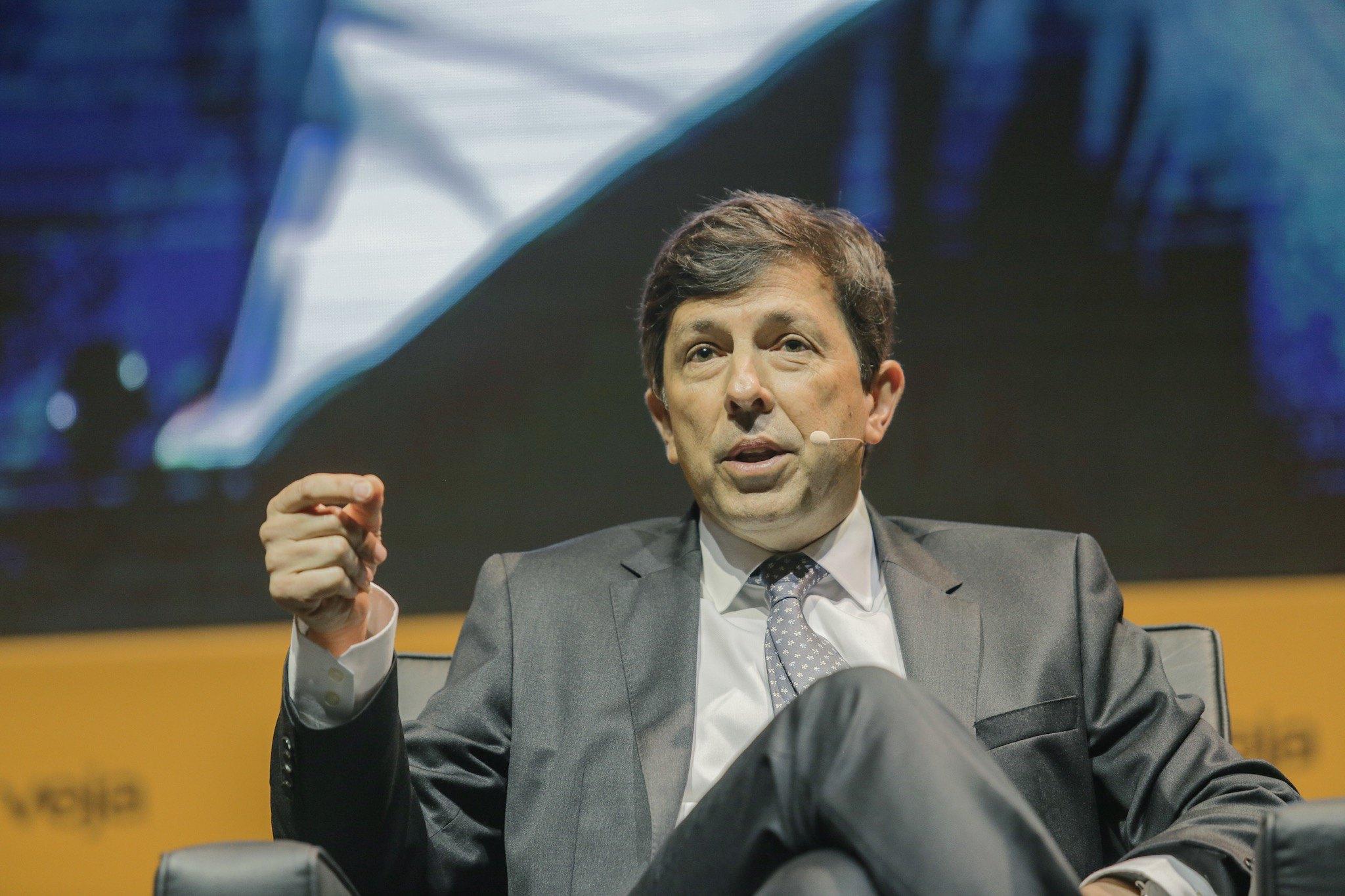 João Amoêdo desiste de pré-candidatura à Presidência