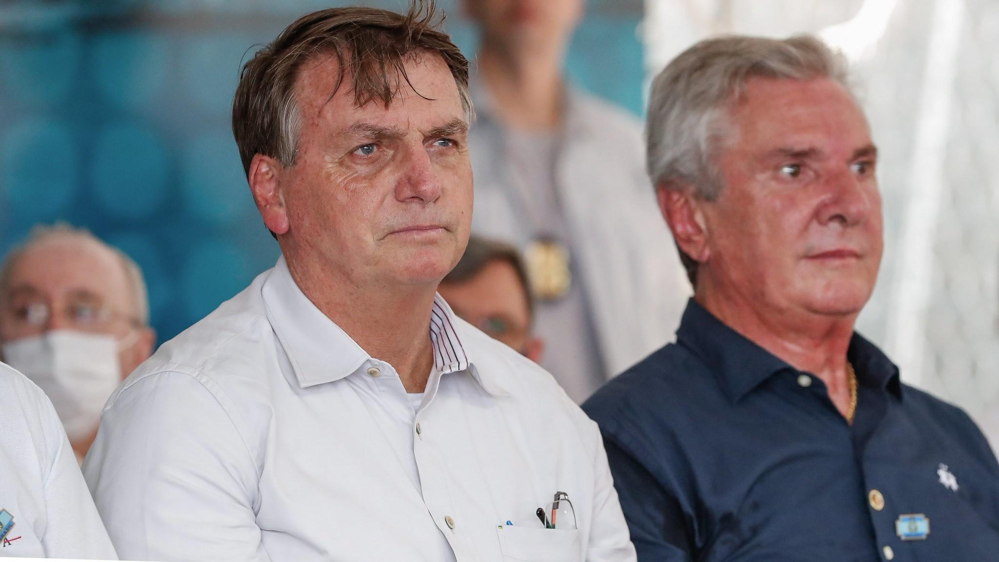 Os conselhos de Fernando Collor a Jair Bolsonaro