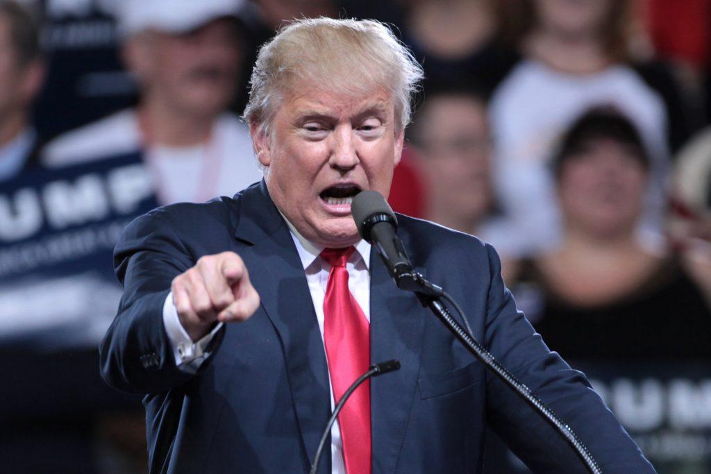 O primeiro discurso de Trump após deixar Casa Branca
