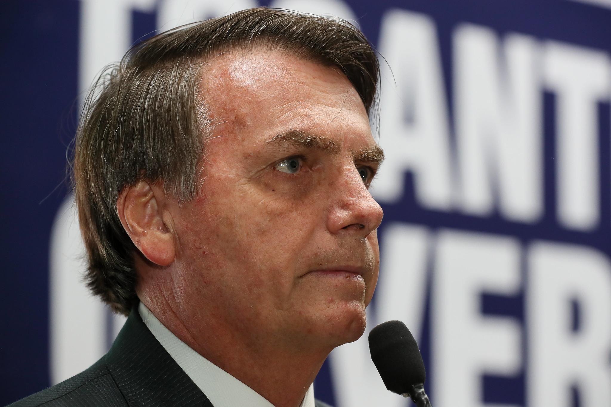 Jair Bolsonaro em Palmas, Tocantins