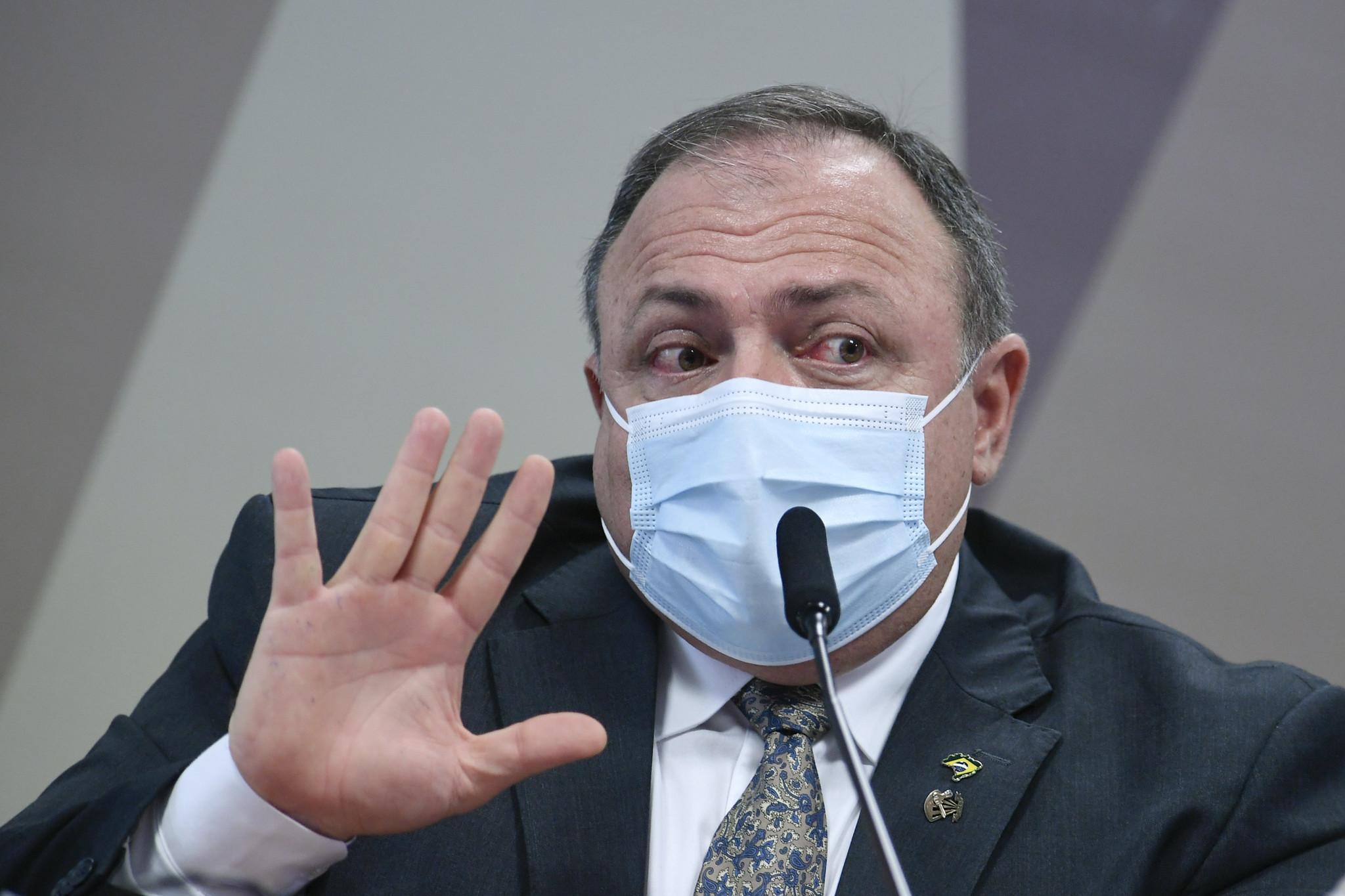 AGU recorre de decisão do STF que manteve quebra de sigilo de Pazuello