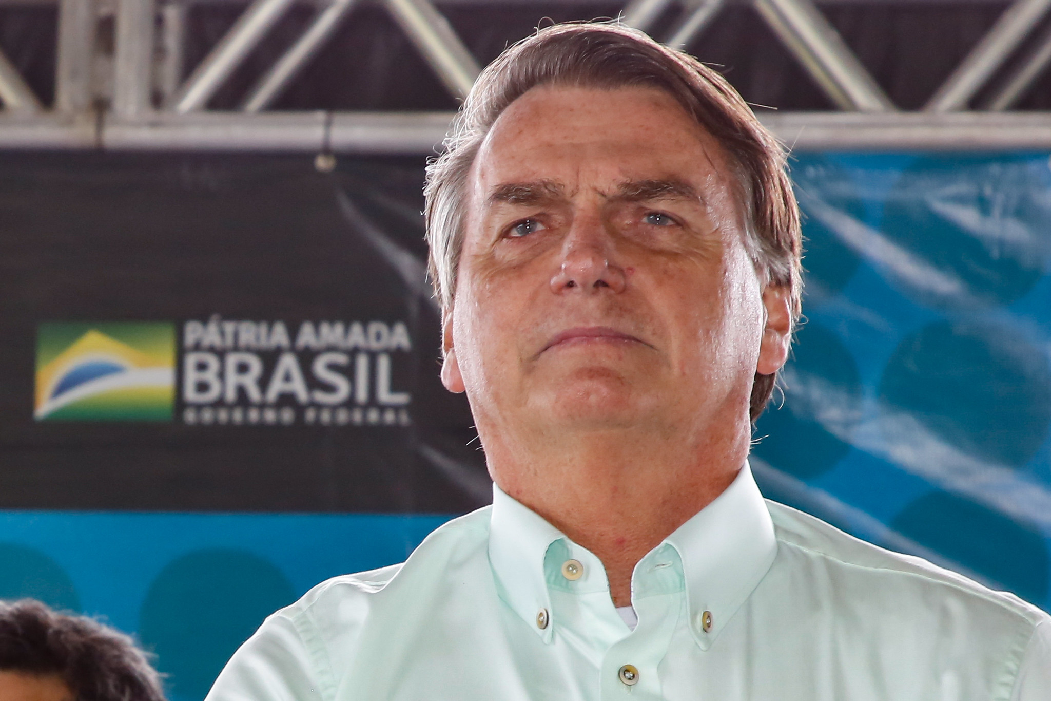 """Bolsonaro chama Doria de """"ditador"""" e diz que isolamento """"não tem fundamento científico"""""""