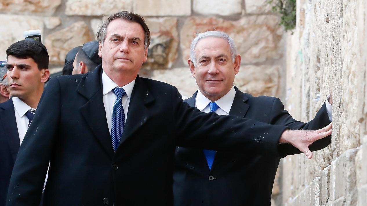 Bolsonaro está com medo de ser preso
