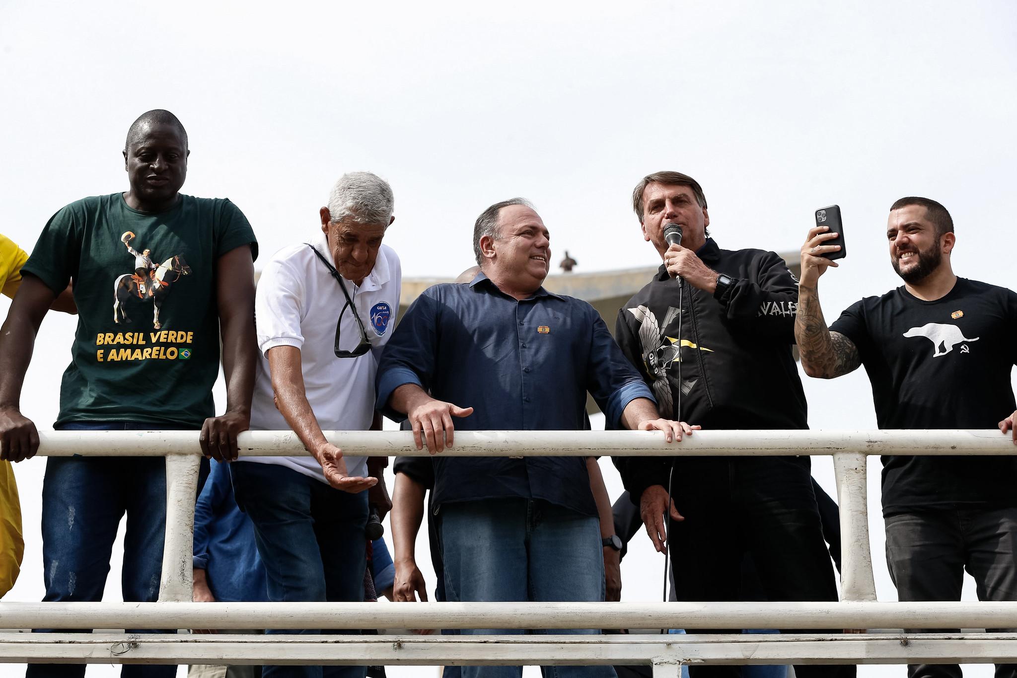 Oposição vai ao STF contra sigilo de 100 anos em processo de Pazuello