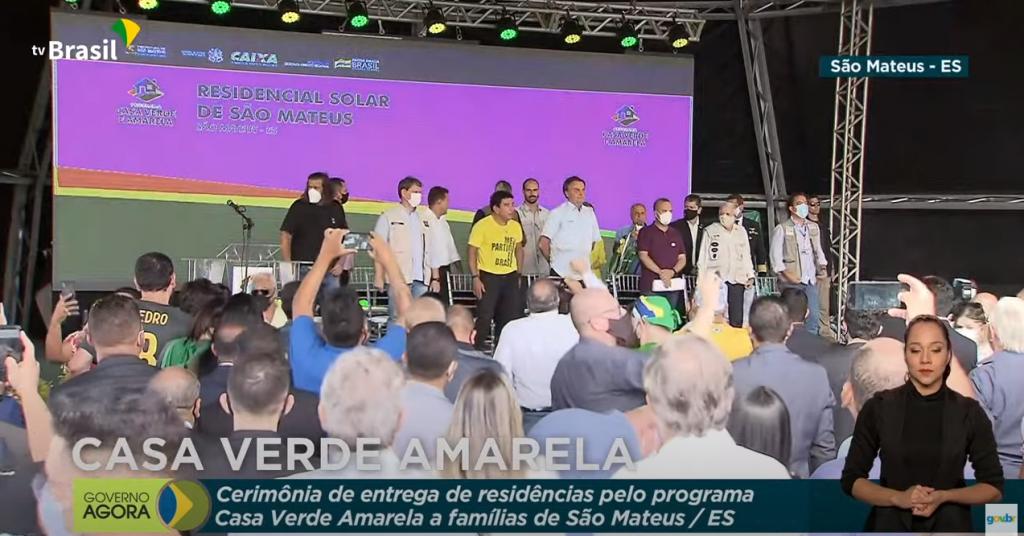 """Bolsonaro cita cloroquina e diz que foi """"único chefe de Estado"""" a procurar remédio contra Covid"""