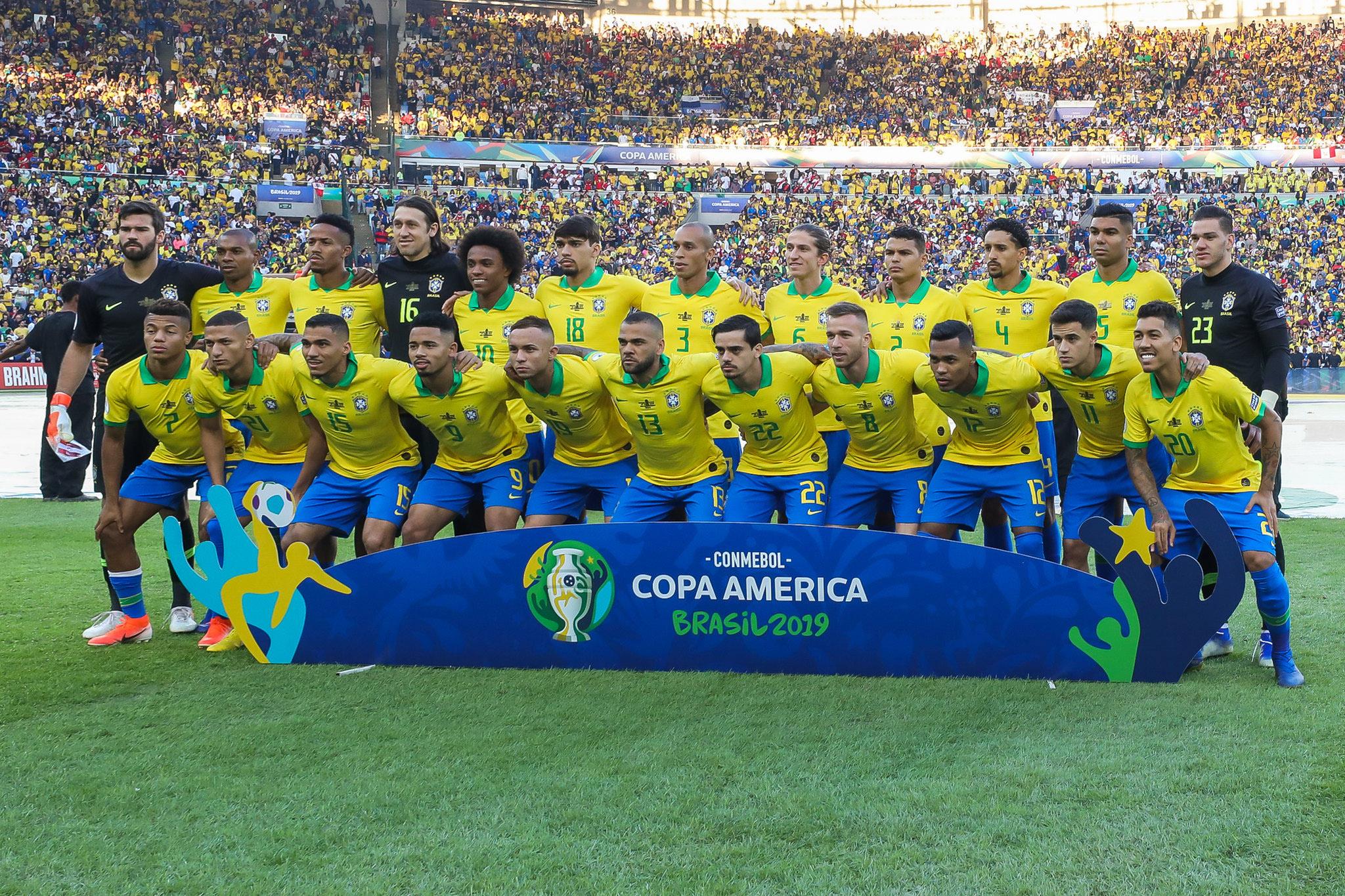 Domingão do Faustão derrota Copa América