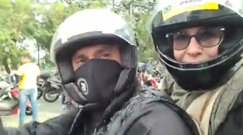 Salles, Marcos Pontes e Zambelli também são multados por não usarem máscara