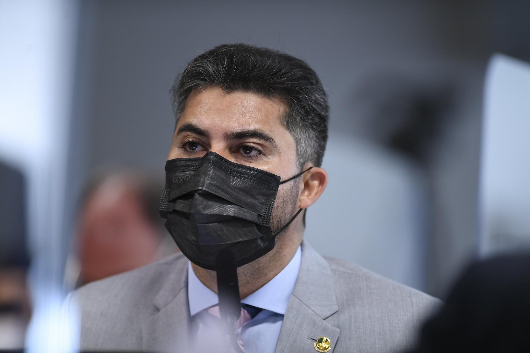 CPI da Covid: Marcos Rogério quer barrar votação de quebras de sigilo