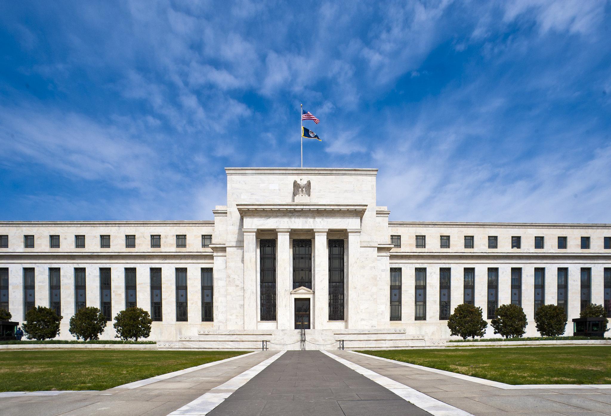 Banco Central americano eleva projeção para PIB dos Estados Unidos