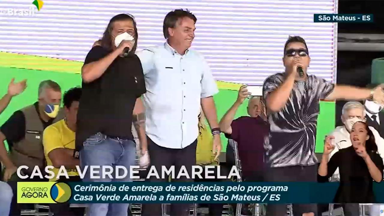 """""""É melhor Jair se acostumando"""" na TV pública"""