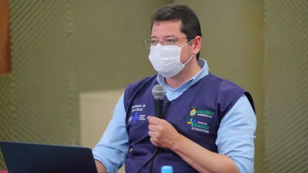 AO VIVO: Marcellus Campelo, ex-secretário de Saúde do Amazonas, fala à CPI da Covid