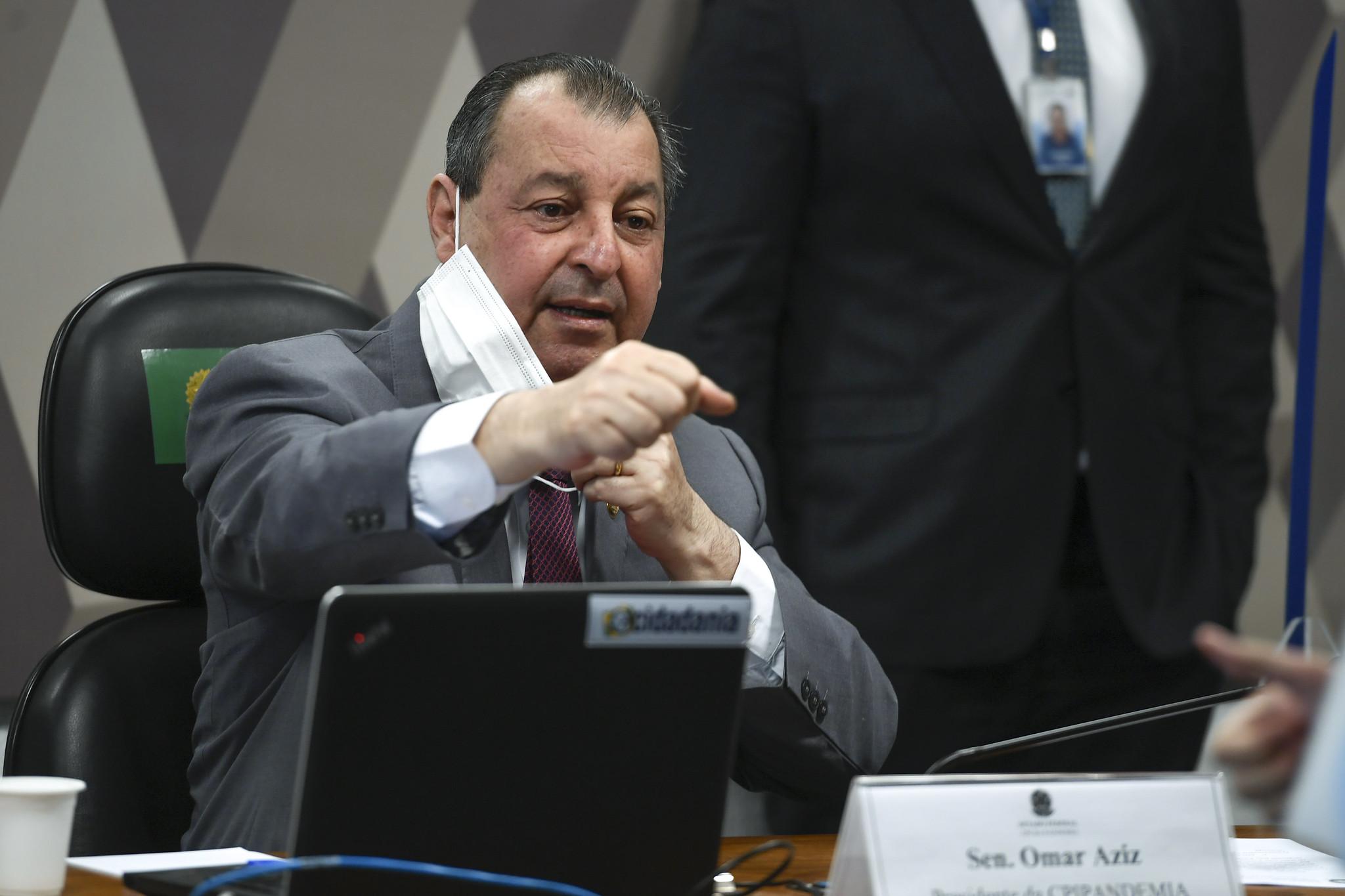 CPI vai recorrer de decisão do STF que barrou depoimento de Wilson Lima