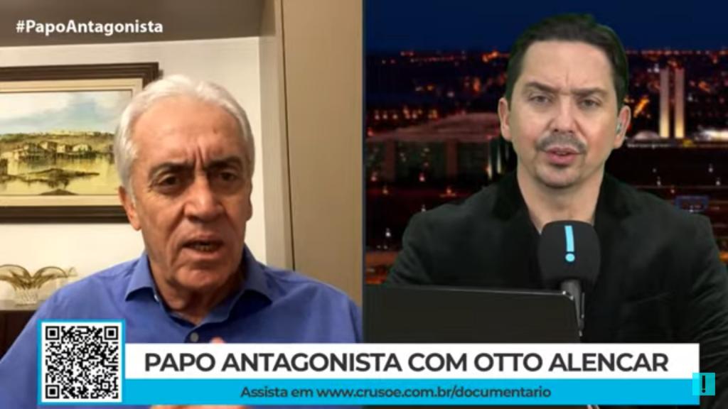 CPI da Covid vai denunciar Bolsonaro no Tribunal Penal Internacional, diz Otto Alencar