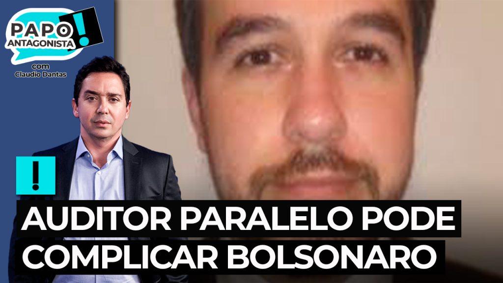 'Auditor paralelo' pode complicar Bolsonaro
