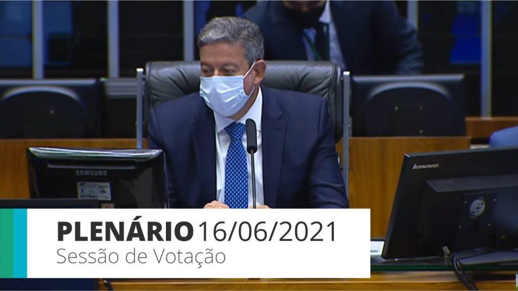 AO VIVO: Câmara vota mudanças da Lei da Improbidade Administrativa